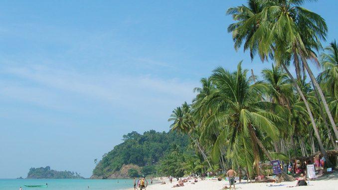 rejs billigt til thailand