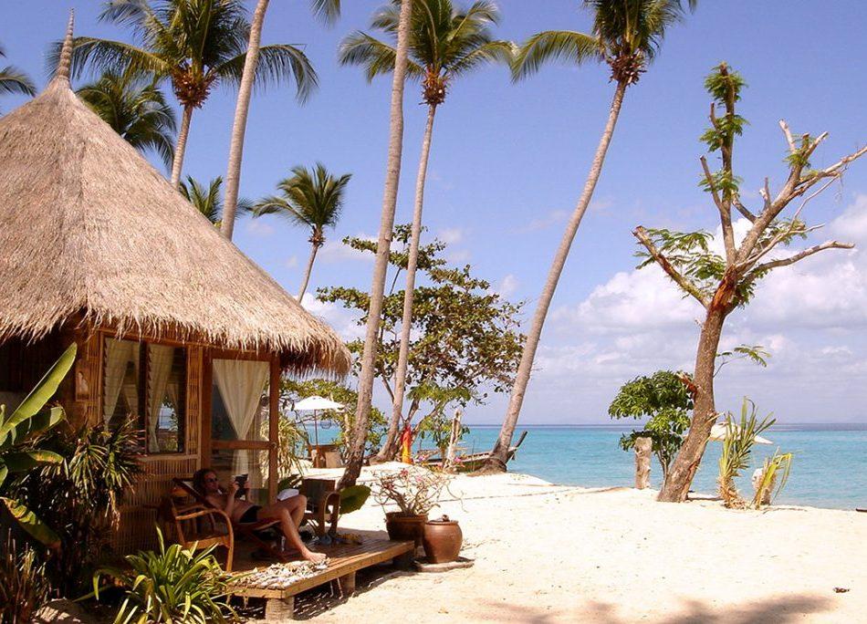Bo billigt på stranden i Thailand - solstrandsommer.dk