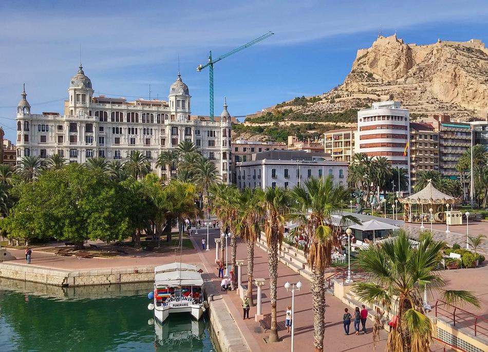 Miniguide Til Costa Blanca Alicante Og Benidorm Solstrandsommer Dk