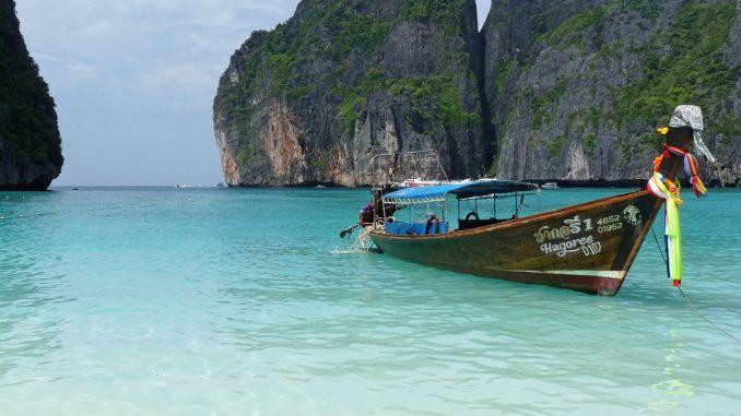 flyv direkte til thailand